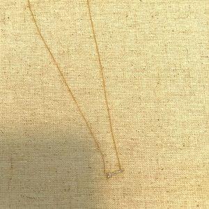 Stella & Dot Covet Diamond and 14k gold arrow